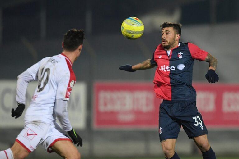 Carpi vs Sambenedettese - Serie C 2019/2020