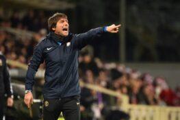 """Fiorentina Inter, Conte: """"E' un periodo in cui stiamo raccog"""