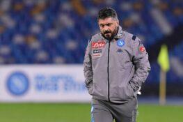 Napoli Parma 0 1 live, debutto per Gattuso: Kulusevski porta