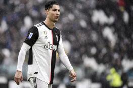Gol Cristiano Ronaldo, Juventus in vantaggio sul campo della