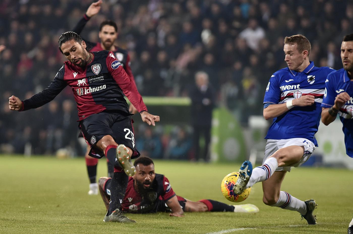 Risultati Serie A Live 14ª Giornata Il Cagliari Vince E Risponde Alle Romane La Classifica Aggiornata