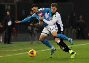 Udinese Napoli 1 1, le pagelle di CalcioWeb: Fofana apparecc