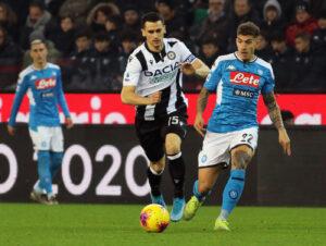 Udinese Napoli 0 0 live, gli azzurri stanno schiacciando gli