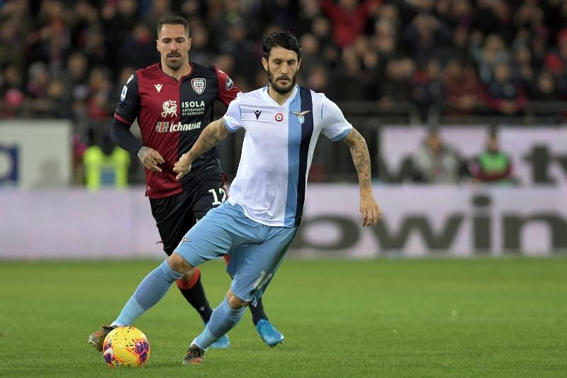 Cagliari vs Lazio - Serie A 2019/2020