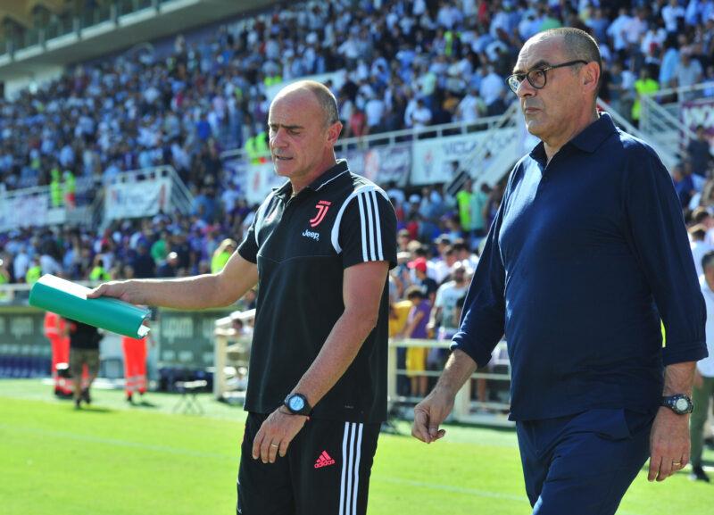 JUVENTUS - Sarri non convince e Martusciello fa discutere: torna in rete #Sarriout
