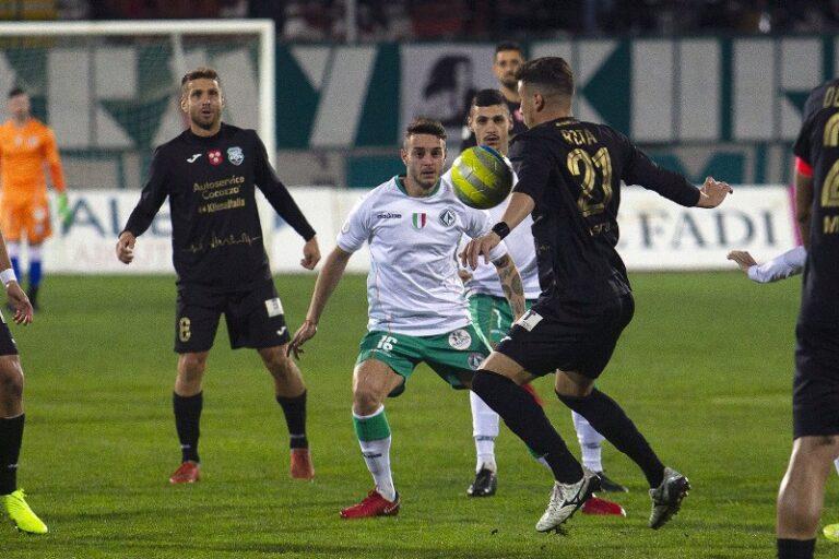 Monopoli vs Avellino  - Serie C 2019/2020