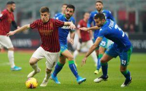 Milan Sassuolo 0 0, le pagelle di CalcioWeb: il migliore dei