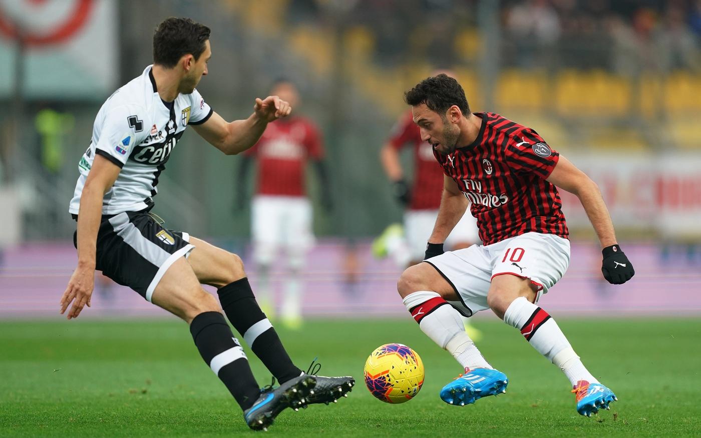 Milan, Theo Hernandez: