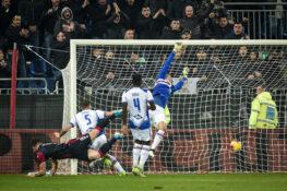 Successo bis contro la Sampdoria ed il Cagliari vola: Cerri