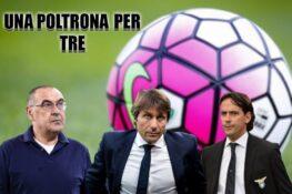 """Serie A, la classifica è cortissima: per lo scudetto sarà """"U"""