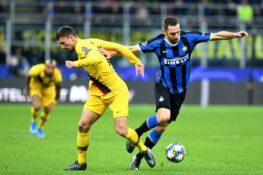Inter Barcellona 1 2, le pagelle di CalcioWeb: Godi…n solo a