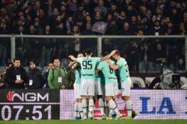 Fiorentina Inter 0 1 live, gol annullato a Lautaro Martinez!