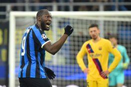 Inter-Barcellona 1-1 live |  iniziato il secondo tempo!