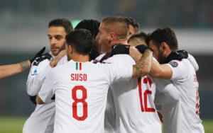 Il Milan si complica la vita nel finale ma vince a Bologna: