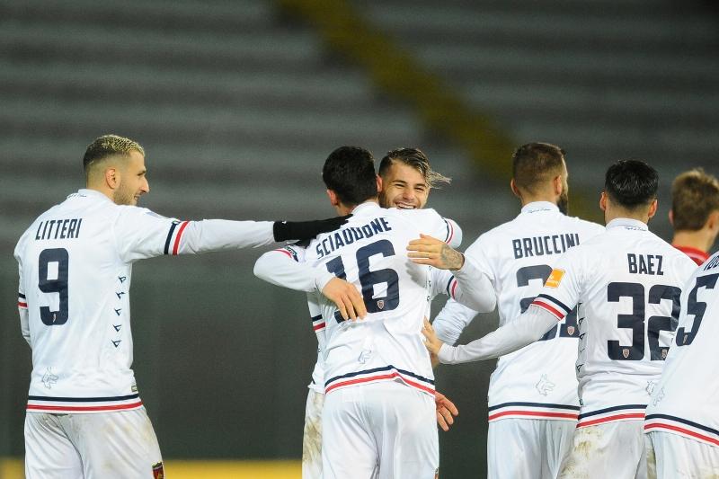 Perugia Vs Cosenza - Serie BKT 2019/2020-LaPresse