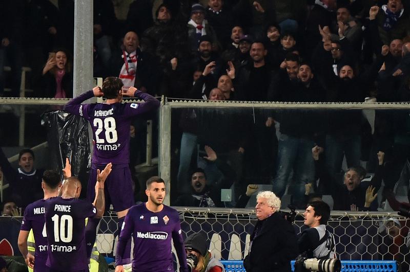 Fiorentina vs Inter - Serie A TIM 2019/2020
