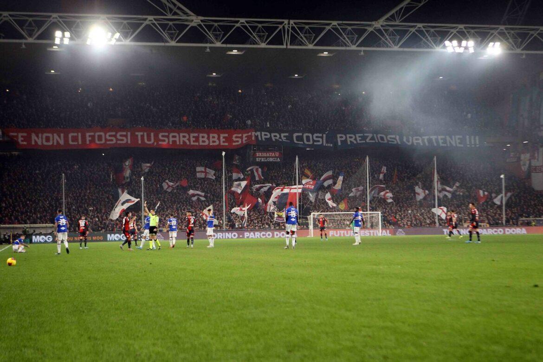 Genoa Sampdoria