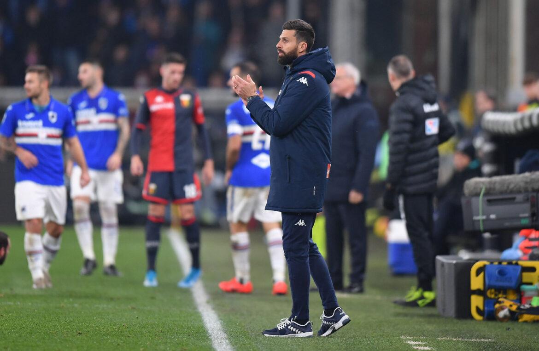 Genoa Sampdoria Thiago Motta