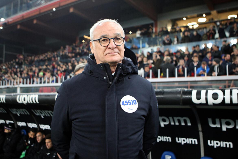 Genoa Sampdoria Ranieri