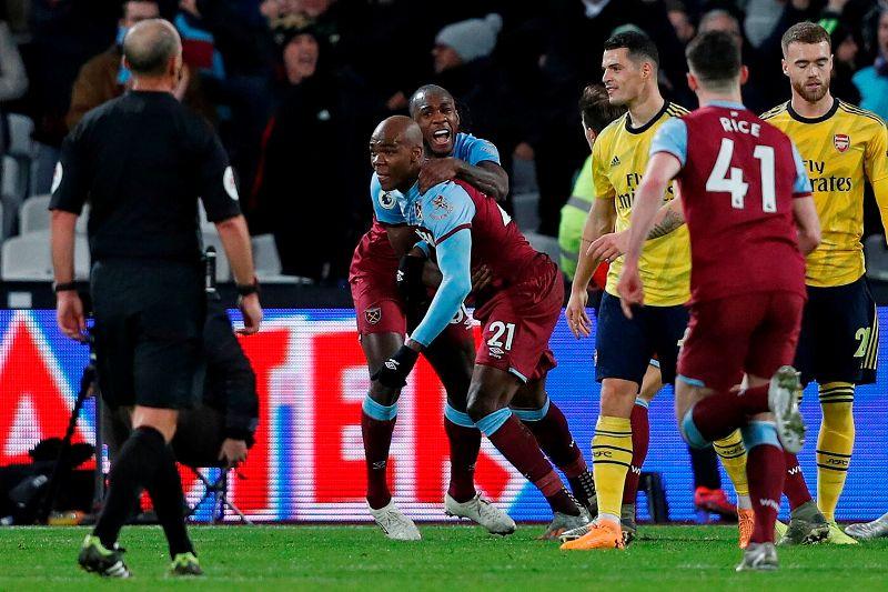 West Ham vs Arsenal - Premier League-LaPresse