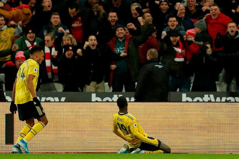 West Ham vs Arsenal - Premier League- LaPresse