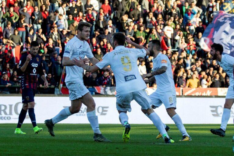 Cosenza vs Pordenone - Serie BKT 2019/2020