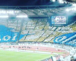 Lazio Juventus, spettacolo mozzafiato all'Olimpico sugli spa