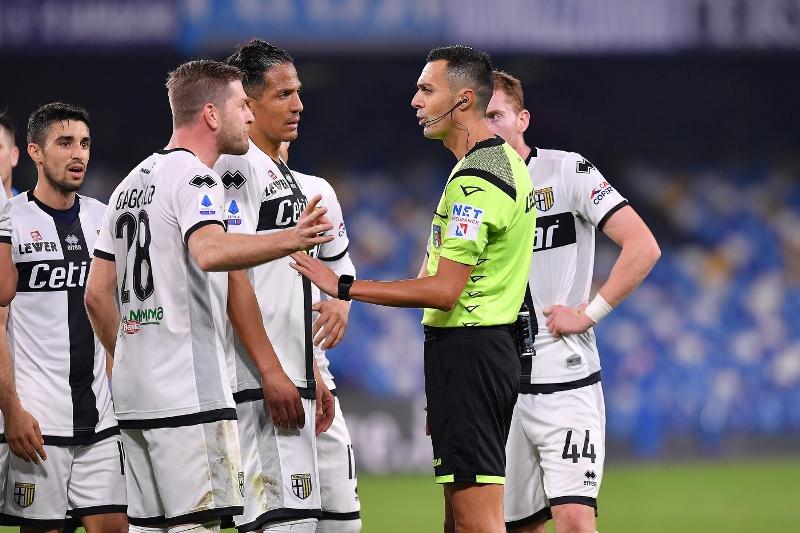 Napoli vs Parma - Serie A TIM 2019/2020