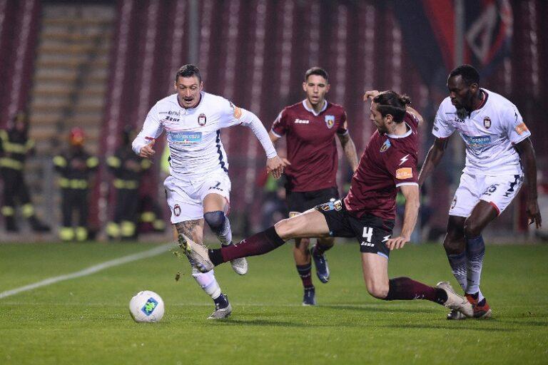 Salernitana vs Crotone - Serie BKT 2019/2020