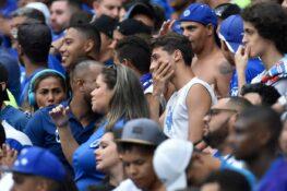 Dramma Cruzeiro, il club brasiliano retrocede per la prima v