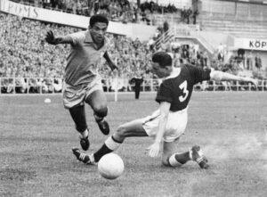 Mané Garrincha, l'Angelo strabico e con le gambe storte: la