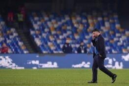"""Gattuso non cerca alibi: """"squadra imbarazzante, abbiamo tocc"""