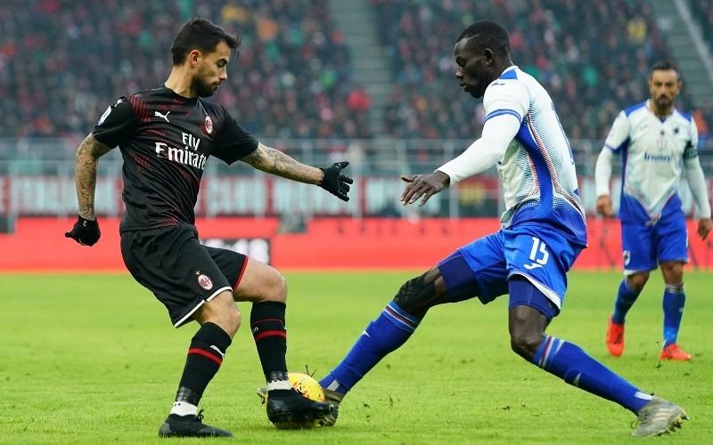 Milan-Sampdoria