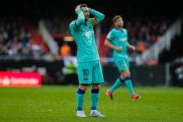 Il Valencia batte il Barcellona dopo tredici anni, Murcielag
