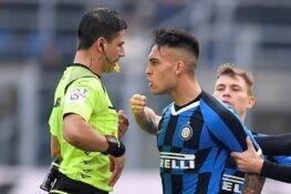 Notizie del giorno – L'arbitro di Inter-Cagliari nella bufera    Atalanta attaccata    alta