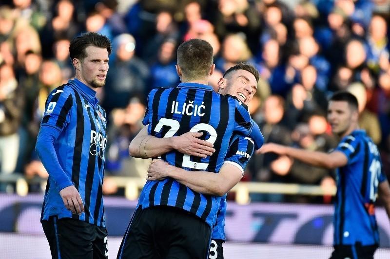 Ilicic Atalanta-Parma
