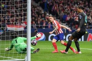 Risultati Champions League – Vittorie casalinghe per Atletic