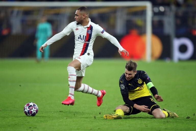 Borussia-Dortmund Paris-Saint-Germain