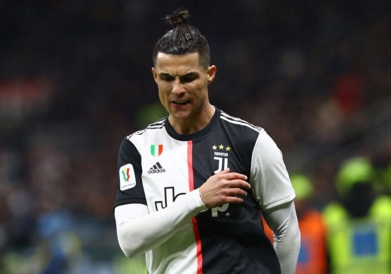 Cristiano Ronaldo (da 75 a 60 mln)Photo by Marco Luzzani/Getty Images