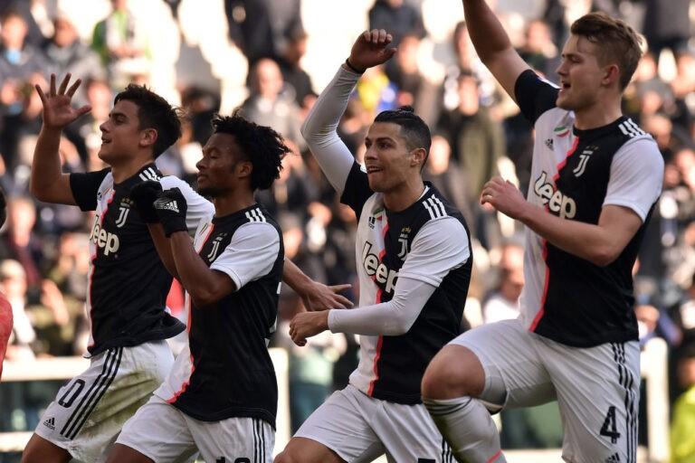 Dybala de Ligt Juventus