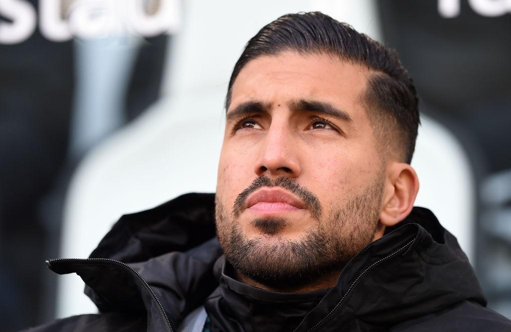 Emre Can punge la Juventus: