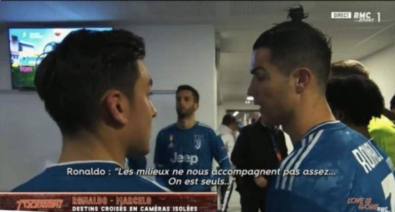 Juventus, Ronaldo: