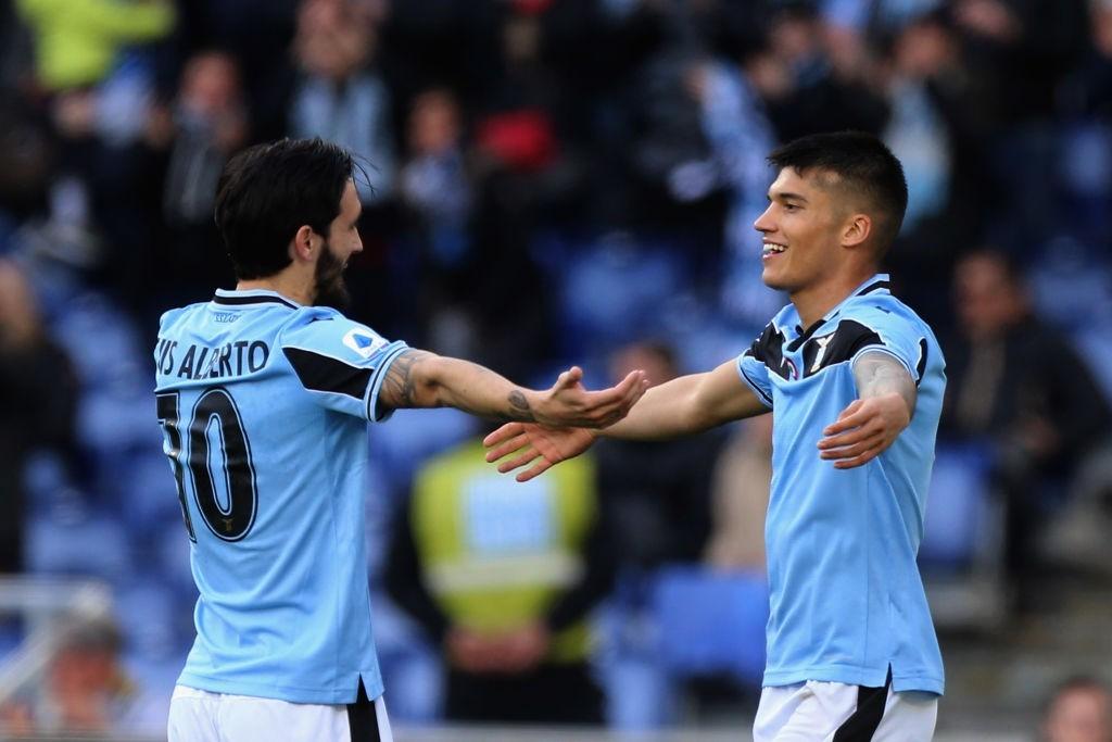 Luis Alberto e Correa Lazio