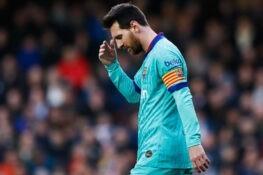 """Messi, che ti dicono? """"Quel bastardo non penso riposi, già l"""