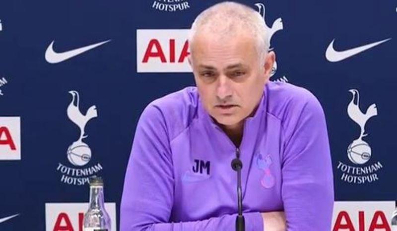 conferenza Mourinho