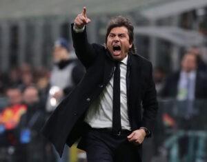 """Lazio Inter, Conte: """"abbiamo regalato due gol, l'obiettivo è"""