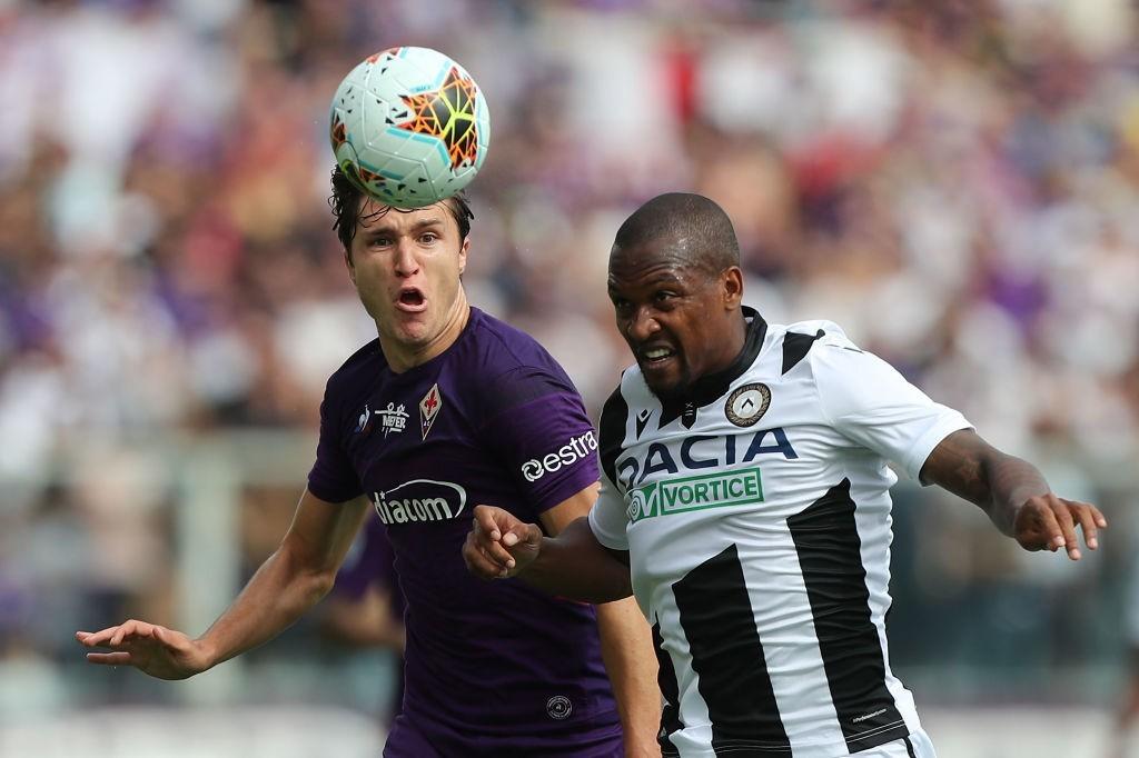 Udinese 999 volte a punti in A. E con la Fiorentina…