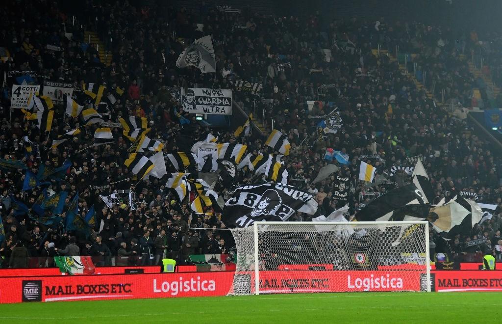 Udinese Fiorentina, la Lega calcio la rinvia al tredici maggio