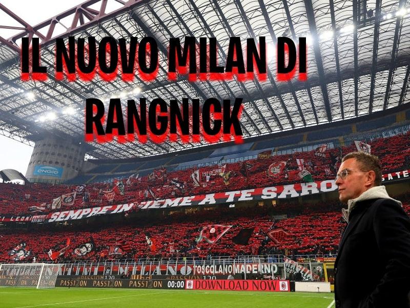Il Milan di Rangnick
