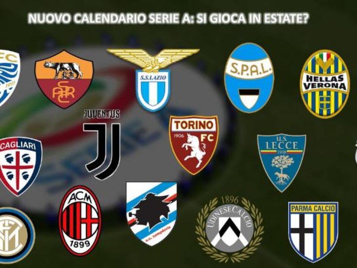 Serie A In Estate Ecco Il Nuovo Calendario Si Giocherebbe A Giugno E Luglio
